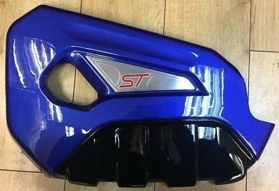 Ford Fiesta ST180 Painted Engine Cover