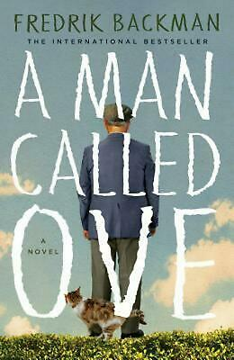 A Man Called Ove by Fredrik Backman (English) Hardcover Book Free Shipping!