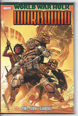 WORLD WAR HULK Warbound Graphic Novel (S)