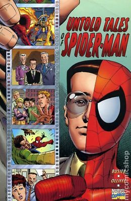 Untold Tales of Spider-Man TPB (Marvel) #1-1ST 1997 NM Stock Image