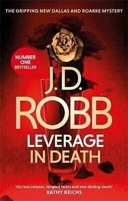 Leverage in Death by J. D. Robb 9780349417882 (Paperback, 2019)