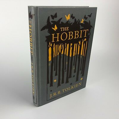 The Hobbit by J.R.R Tolkien signed by Benedict Cumberbatch 2012 edition
