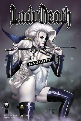 Lady Death: Apocalyptic Abyss #1 (of 2) - Naughty Edition Pulido