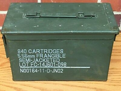 Military Ammo Can M2 A1 S.c.f