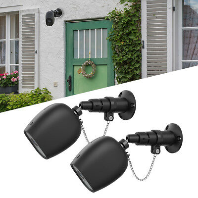 2pcs Anti Theft Chain Holder with Silicone Case for Arlo Pro, Arlo Pro 2 TH1084