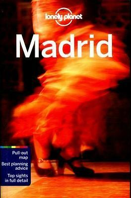 Lonely Planet Madrid (Travel Guide), Lonely Planet, Ham, Anthony, Good Condition