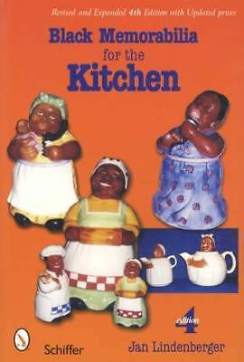 Vintage Black Kitchen Collectibles Guide incl Cookie Jars, String Holders & More