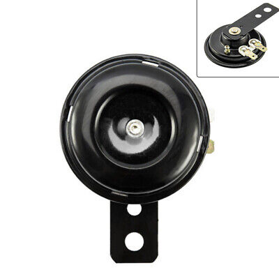 Quality 12V Super Loud Compact Electric Blast Tone Horn for Motorcycle Chopper