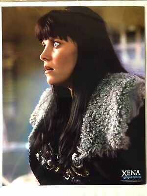 8x10 Photo from Xena the Warrior Princess Lucy Lawless H6