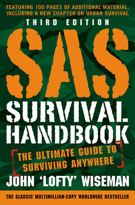 SAS Survival Handbook, Third Edition by John 'Lofty' Wiseman (2014, eBooks)