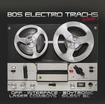 Various - 80s Electro Tracks Vol.1 CD ZYX Music NEW