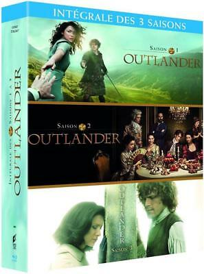 Outlander - Saisons 1, 2, 3