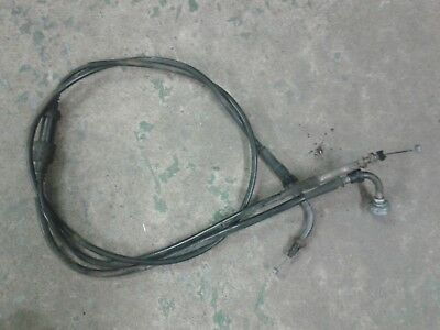 SYM JET 50 & 100 scooter 98-06 . THROTTLE CABLE . accelerator cable .  breaking,