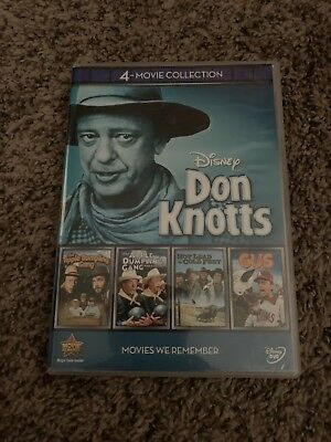 Don Knotts: 4-Movie Collection Boxed Set