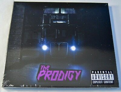 The Prodigy - No Tourists - New CD 2018 (sealed Digipack)