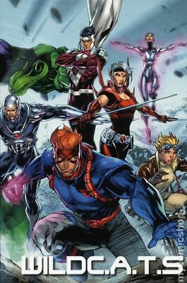 Absolute WildCATs HC (DC) By Jim Lee #1-1ST 2018 NM Stock Image