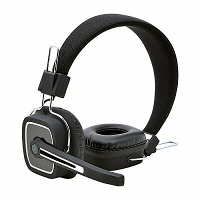 Trucker Bluetooth Headset with Noise canceling Microphone, On-Ear