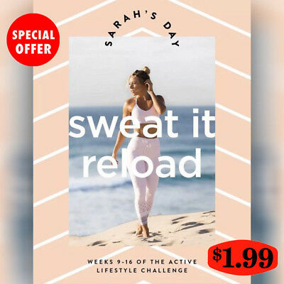 🆕💓 Sarah's Day 💓Sweat it Reload💓PDF 💓INSTANT DELIVERY