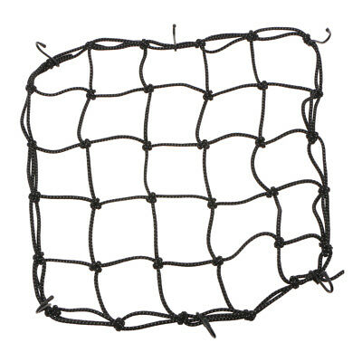 New 40x40cm Cargo Net Elasticated Bungee Luggage Storage Motorcycle