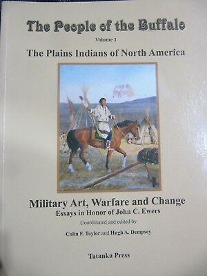 Fachbuch The People of the Buffalo ( Vol. 1 ) The Plains Indian of North America