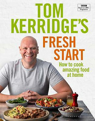 New Food Recipes Cooking Diet Hardback Book Tom Kerridge'S Fresh Start BBC Show