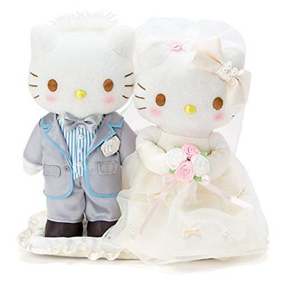 Hello Kitty & Dear Daniel Wedding Doll (Pearl)