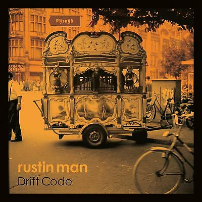 Rustin Man Drift Code Deluxe Vinyl LP Record + Download (Paul Webb of Talk Talk)