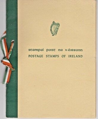 Ireland Eire. (2 RARE) PRESENTATION FOLDERS, STAMPS of IRELAND & EASTER RISING.