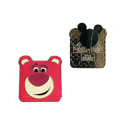 Lotso Shanghai Mystery Toy Story Land 100% Tradable Disney Pin - XclusiveDealz