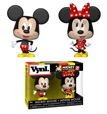 Funko Pop! VYNL Disney - MICKEY & MINNIE MOUSE 2-Pack Figures Pre-Order!