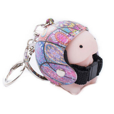Cute Mochi Dingding Squeeze Healing Stress Reliever Prank Toy Keychain Pendant S