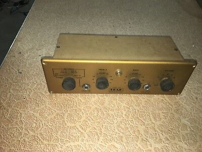 Leak TL10 tube Preamplifier with mag phono