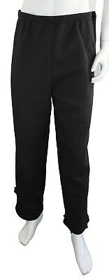 Handicap/Atrheritic/ Disability Clothing Easy Access Polar Fleece Open Side Pant