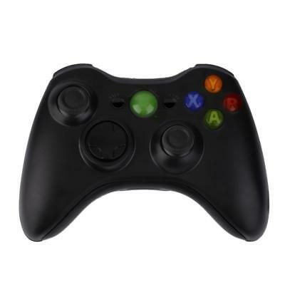 New Black Wireless Handle Gamepad Controller Shell For Microsoft Xbox 360 Ao