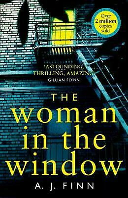 Woman in the Window: The Most Exciting Debut Thriller of 2018 by A.J. Finn Hardc