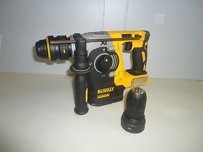 DeWALT 18V Li-ion Cordless Brushless 3-Mode Rotary Hammer - Skin Only