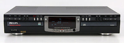 Philips CDR 765 Audio Compact Disc Recorder (2 Laufwerke CDR765 CD Recorder)