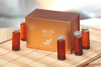 Strong Men's Power - Bio Herbs Honey Malesia Recipe (2 Boxes offer)