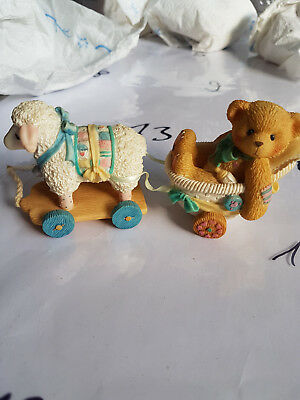 Cherished Teddies Rainbow Lane Serie  Brooke  *Arriving with Love and Care*