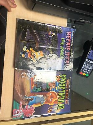 Bart Simpsons Tree House Of Horror Spooktacular And Hullabaloo