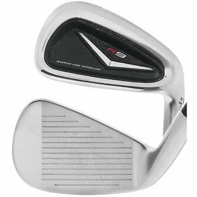 TaylorMade Golf Club R9 4-AW Iron Set Stiff Steel Very Good
