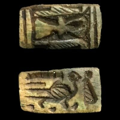 Beautiful Ancient Egyptian Amulet 300 Bc (7)