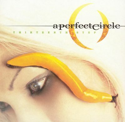 CD A Perfect Circle - Thirteenth Step - Album Nuevo y Precintado