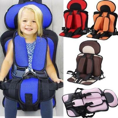 New Safety Infant Child Baby Car Seat Toddler Carrier Cushion 9 Months 5 Years Q