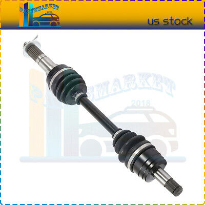 FRONT RIGHT and LEFT CV JOINT AXLE Fits YAMAHA BIG BEAR 400 YFM400 4X4 2000 2001
