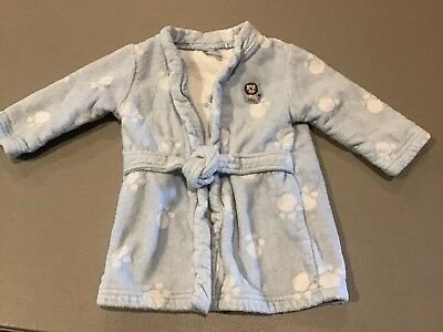 Baby Boys Bathrobe, Size 0-9 Months.  Carter's, Lion. Fast, Free Shipping~