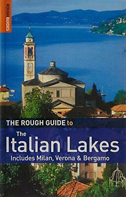 (Good)-The Rough Guide to the Italian Lakes (Paperback)-Teller, Matthew, Ratclif