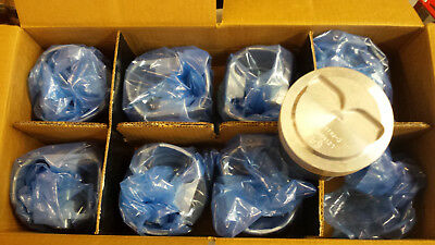 KB PERFORMANCE PISTONS KB157 040 Chevy 327 Solid Dome