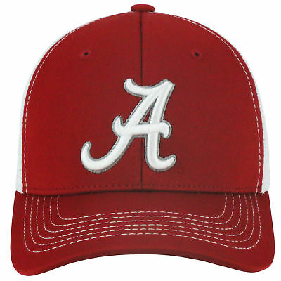 huge selection of 117e3 f4ebd Alabama Crimson Tide Official NCAA Adjustable Ranger Hat Cap by Top of the  World