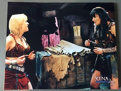 8x10 Photo from Xena the Warrior Princess Lucy Lawless J19